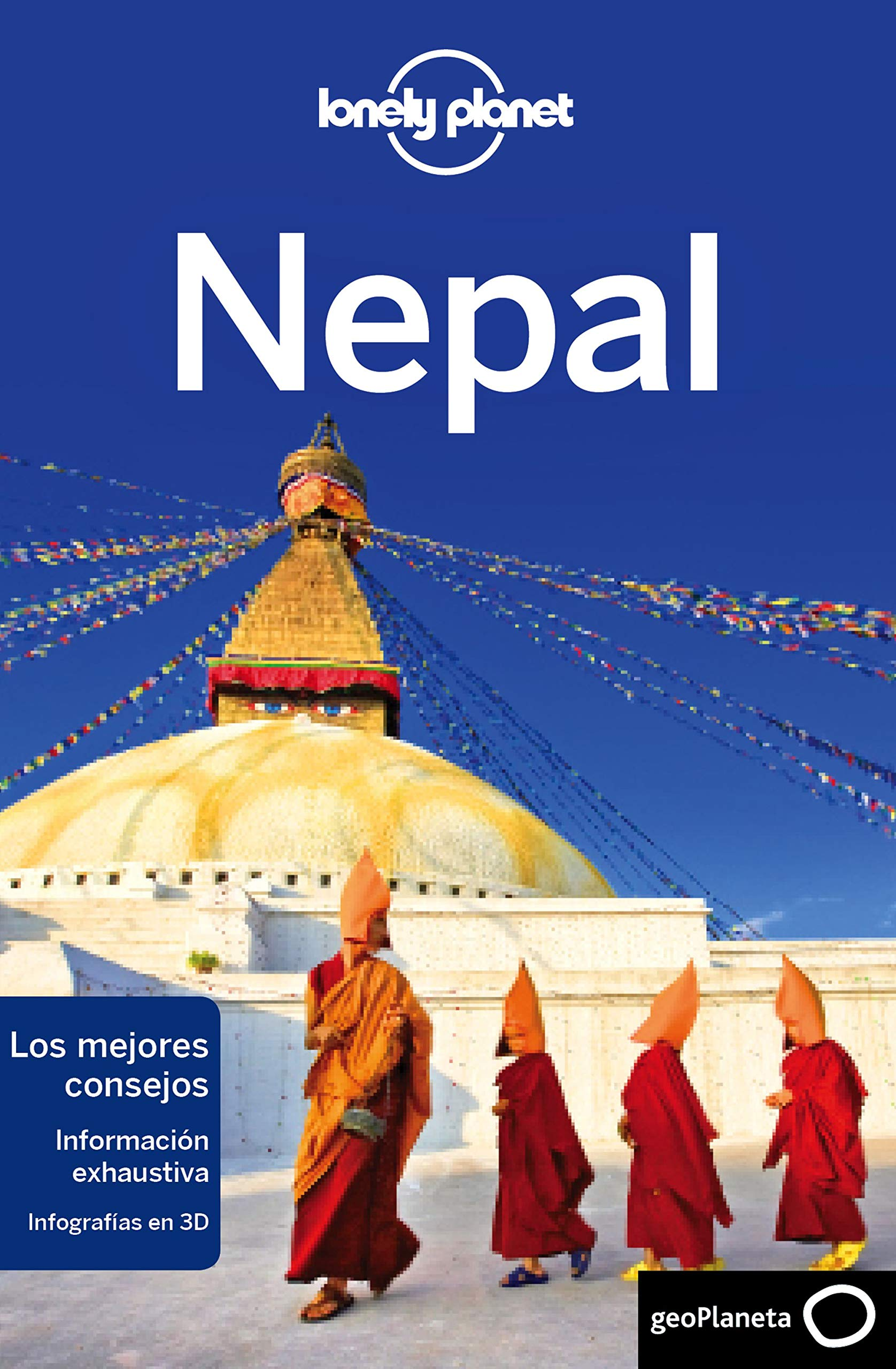 Nepal 5 (Guías de País Lonely Planet) Tapa blanda – 30 oct 2018 Bradley Mayhew Lindsay Brown Paul Stiles Ana Duque de Vega