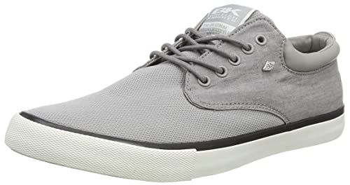 British Knights Juno, Herren Sneakers, Grau (Grey 01), 39 EU  Amazon ... 8d4e97d335