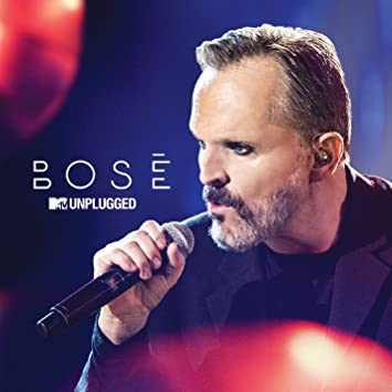 Miguel Bose Mtv Unplugged Cd Dvd Amazon Com Music