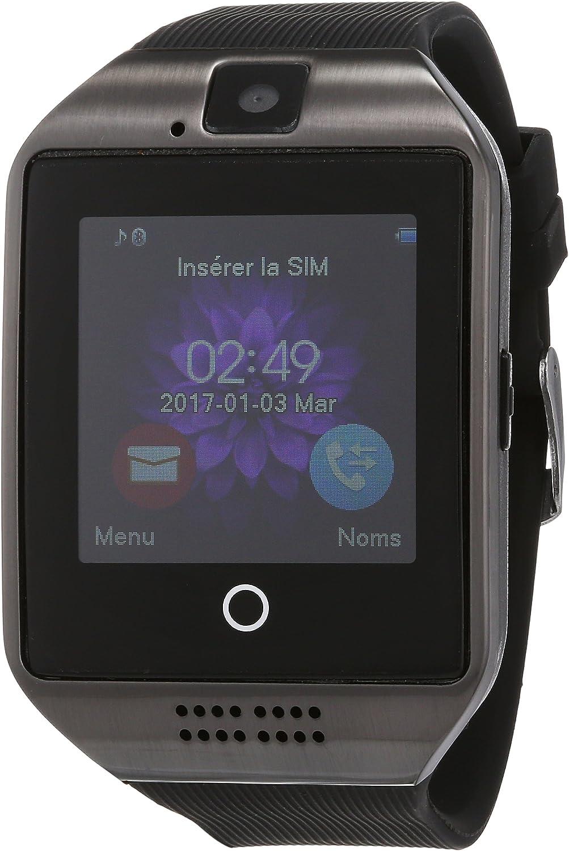 Reloj Inteligente, Smartwatch Bluetooth con SIM / TF Ranura ...