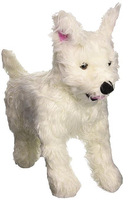 Amazon Com Melissa Doug West Highland Terrier Westie Lifelike