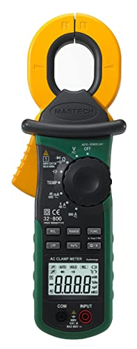 Mastech MS2010B High Sensitivity AC Leakage Clamp Meter