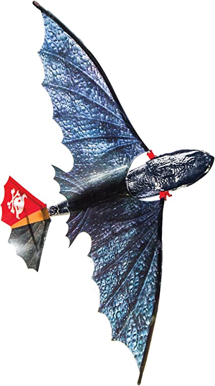 Defenders Of Berk Real Flying Toothless DreamWorks Dragons