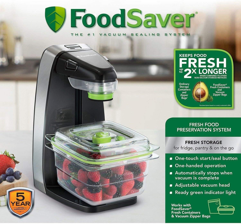 FoodSaver Fresh Food Preservation System