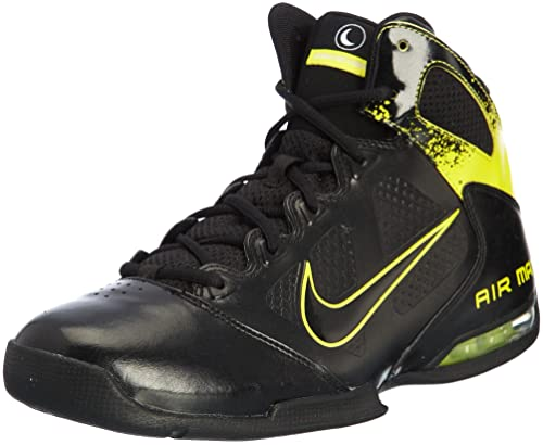 promo code de3aa b7ae7 ... Amazon.com NIKE Trainers Shoes Mens Air Max Finisher Nt Black  Basketball ...