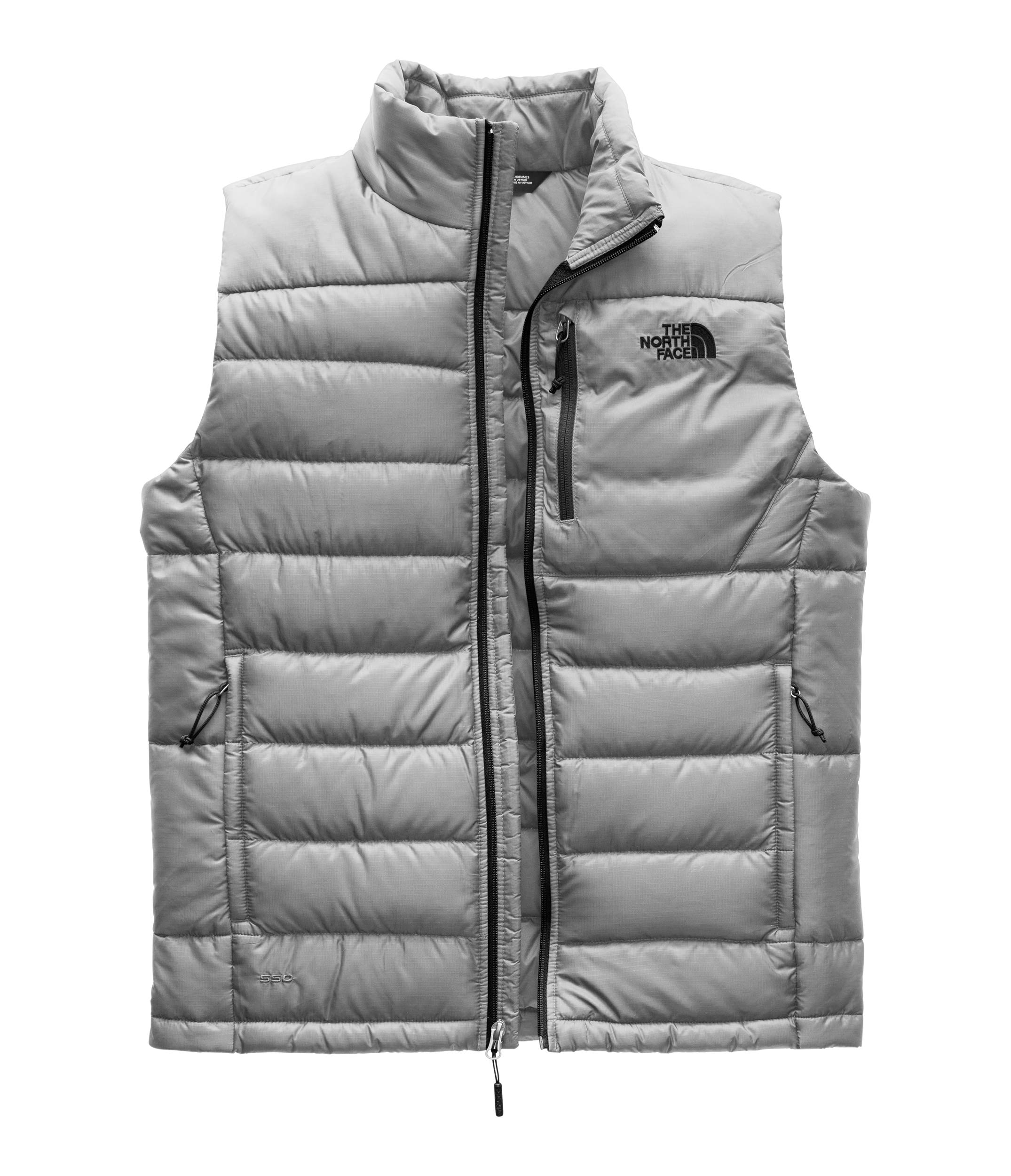 The North Face Men's Aconcagua Vest - Mid Grey - L by The North Face