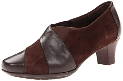 Womens Aravon Women's Elizabeth Slip On Pump For Sales Size 36