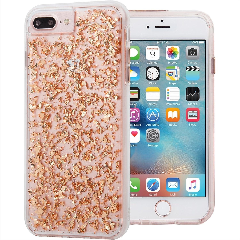 Amazon Case Mate Karat IPhone 7 Plus 6s 6 Rose Gold CM034768X Cell Phones Accessories