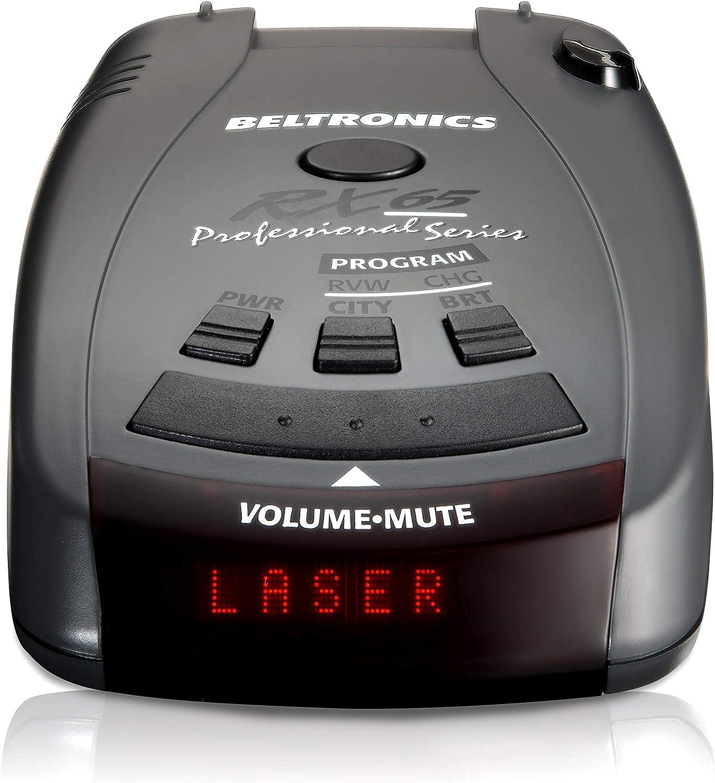 Beltronics RX65 Radar Detector Review