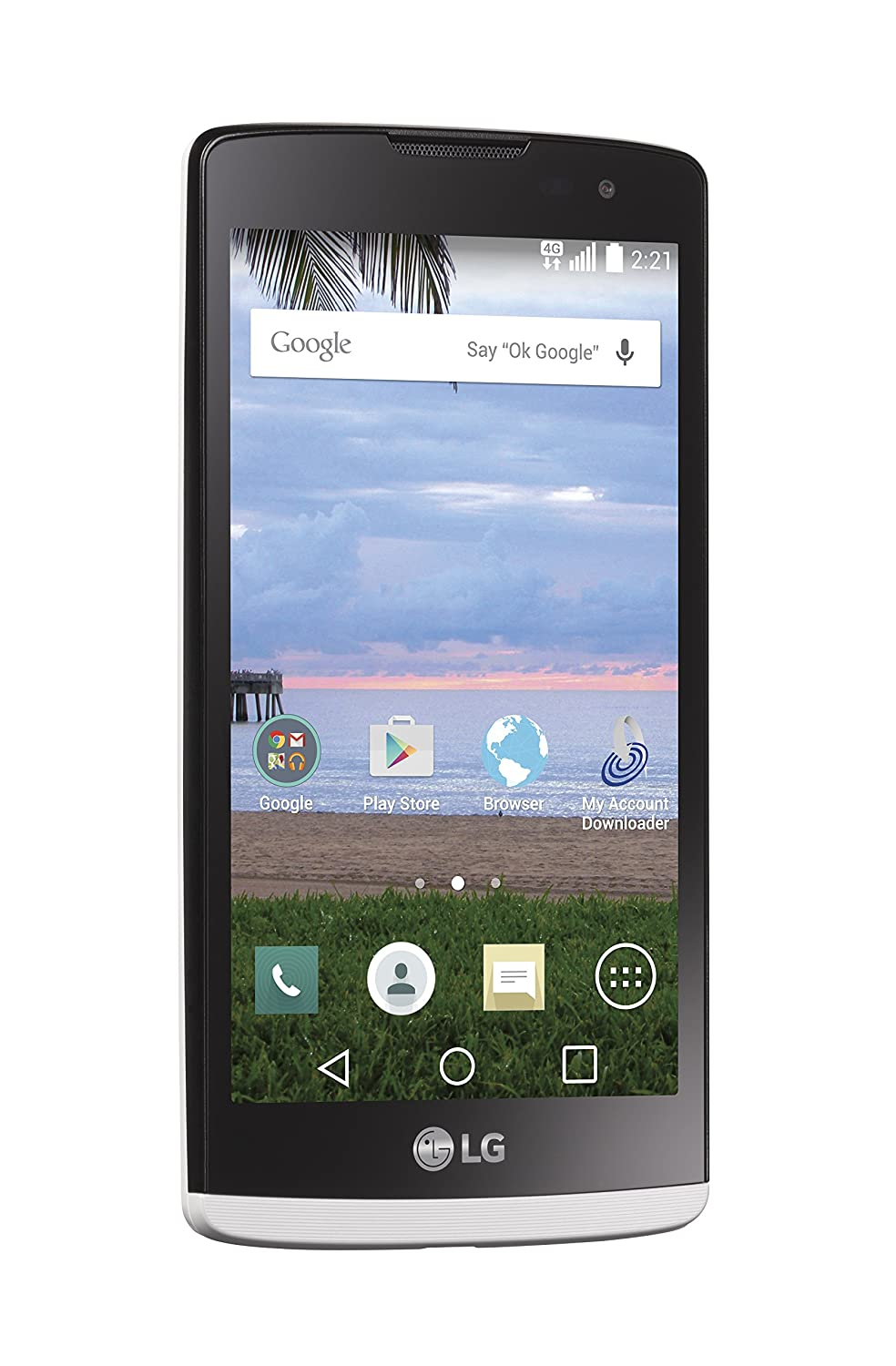 Amazon.com: LG Destiny 4G Android Prepaid Phone (Tracfone): Cell Phones &  Accessories