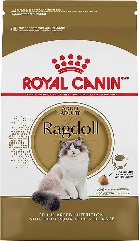 Royal Canin Ragdoll - Comida para gatos, 7 libras: Amazon.es ...