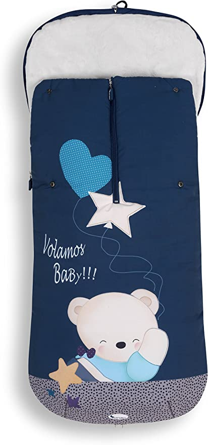 Interbaby Saco Universal Para Silla De Paseo Ref 10034 Impermeable Amazon Es Bebé