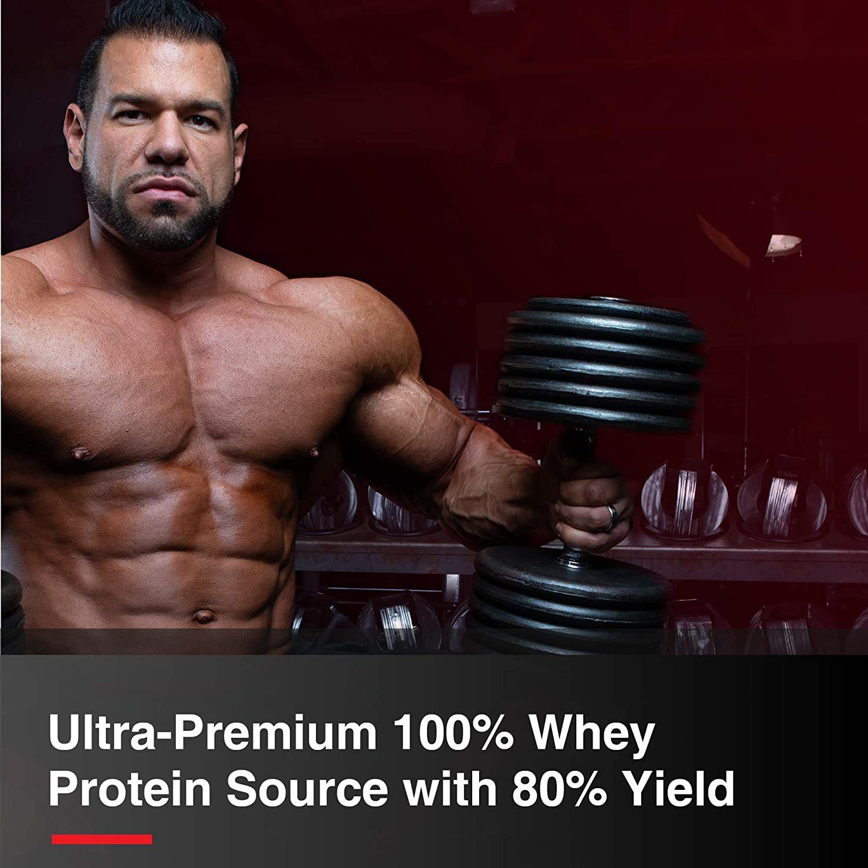 ALLMAX Nutrition AllWhey Gold 100 Whey Protein, Vanilla, 2 lbs