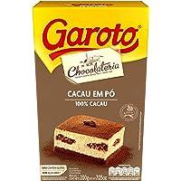 Cacau em Pó, Garoto, 200g