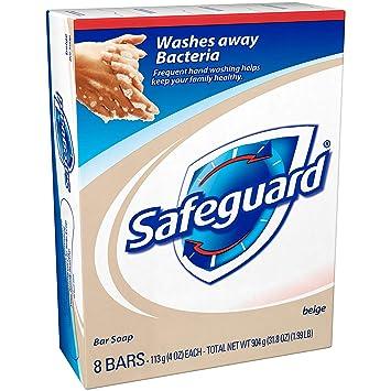 Amazon.com: Safeguard - Jabón de barra desodorante ...
