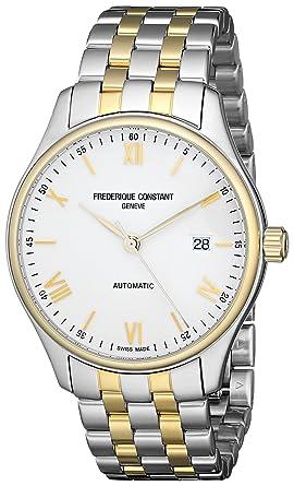 Buy Frederique Constant Men's FC- 303WN5B3B 'Index' White