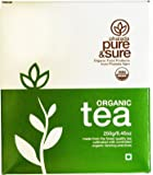 Pure & Sure Organic Tea Powder, 250G