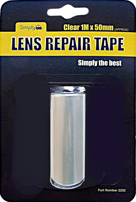 Simply 2252 Lens Repair Tape, Clear