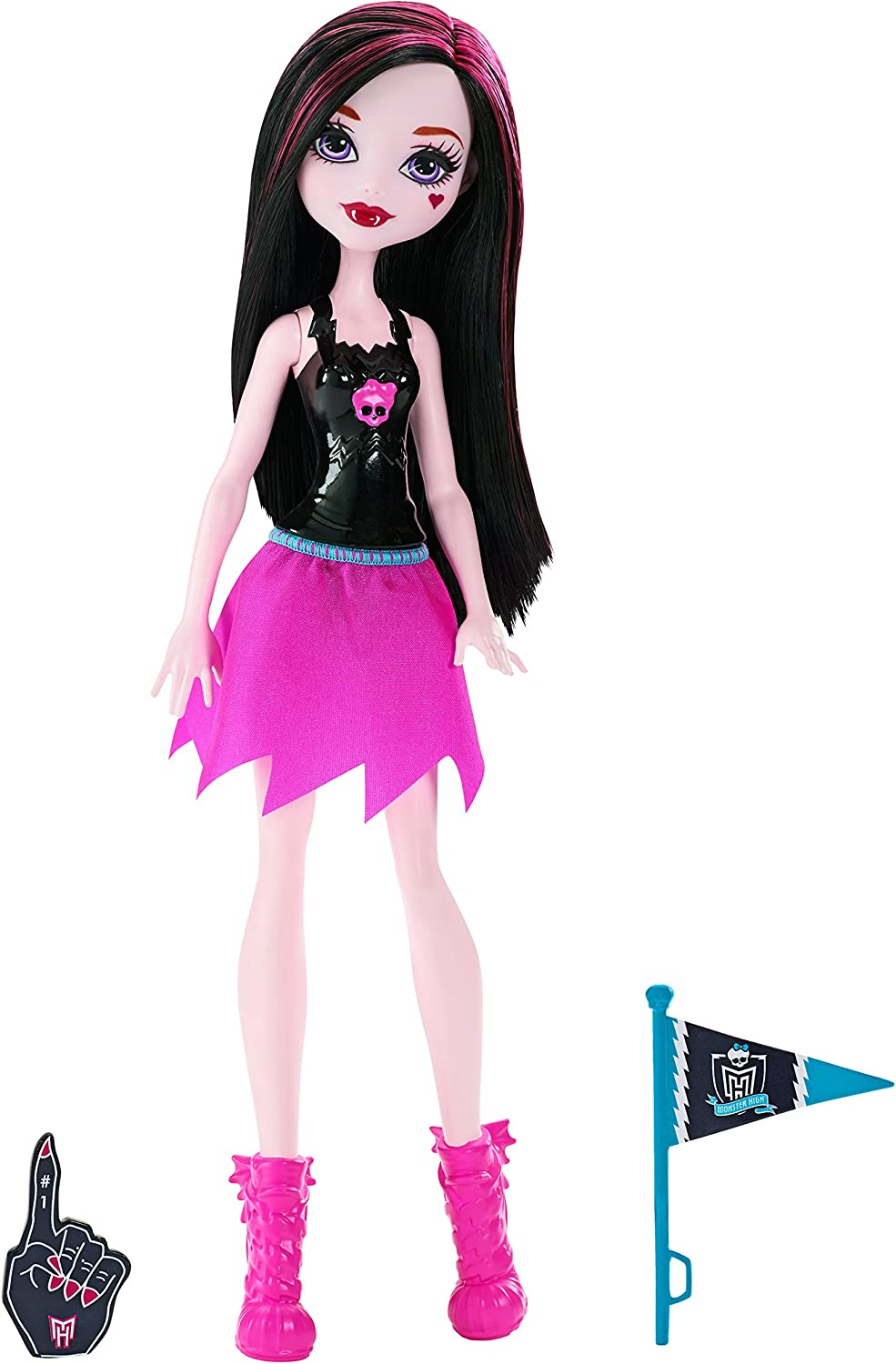 Amazon Com Monster High Draculaura Doll Toys Games