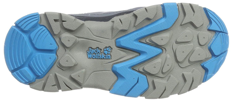 Jack Randonnée 2 Chaussures Mtn Wolfskin Low Texapore Attack De K BaBrpqw6z