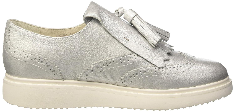 Geox D Thymar C, Zapatos de Cordones Oxford para Mujer: Amazon.es: Zapatos y complementos
