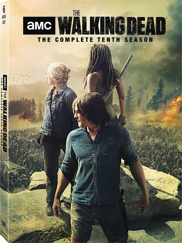 The-Walking-Dead:-Season-10-(DVD)