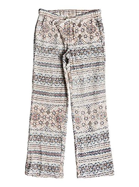 acc73606f8 Roxy Womens Rainbow Bridge Pants, X-Small,Crown Blue Flower