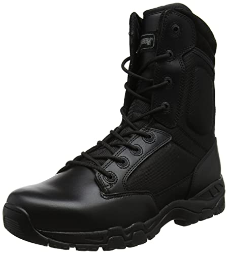 Magnum Unisex Adults Viper Pro 8.0 Work Boots, Black (Black), 3 UK