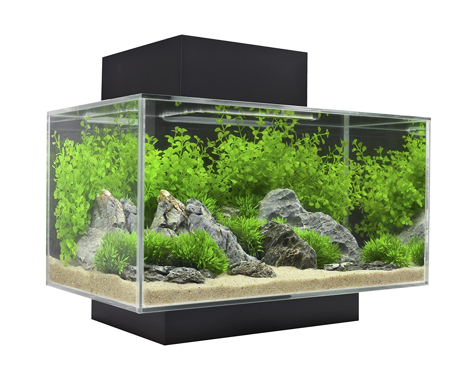 Fish Tank Cabinet Harmonious Colors Pet Supplies Fish & Aquariums