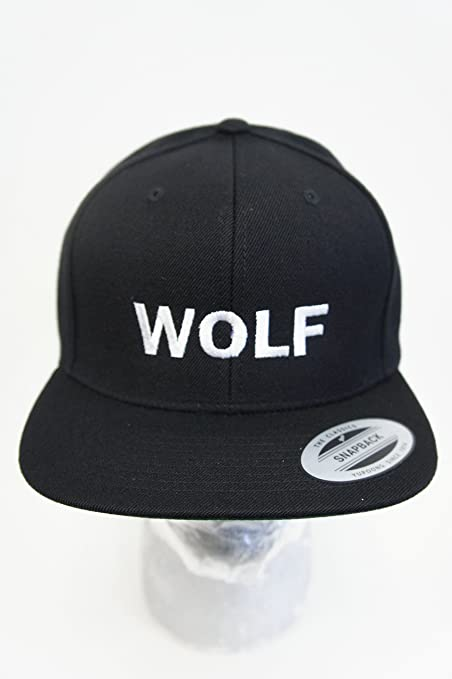 Amazon.com   WOLF Gang Tyler The Creator Snapback Hat   Sports ... 8dd3aa7ea1b