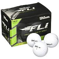 Deals on 12-Pack Wilson Staff F.L.I. Golf Balls
