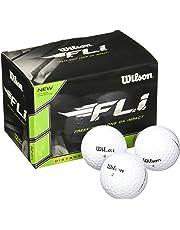 Wilson Staff F.L.I Pelotas de Golf (Pack de 12)