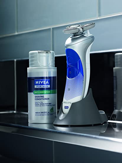 Philips HS8420/23 Nivea for Men - Afeitadora: Amazon.es: Salud y ...