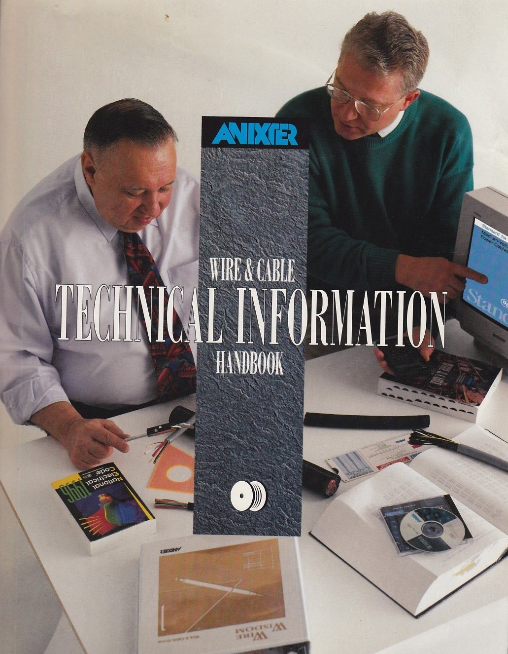 Wire and Cable Technical Information Handbook: Anixter ...