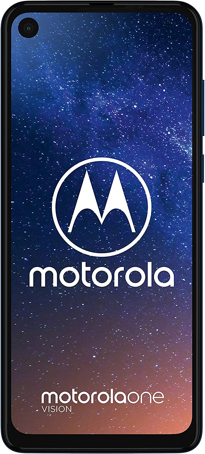 Motorola One Vision mit Stock Android One