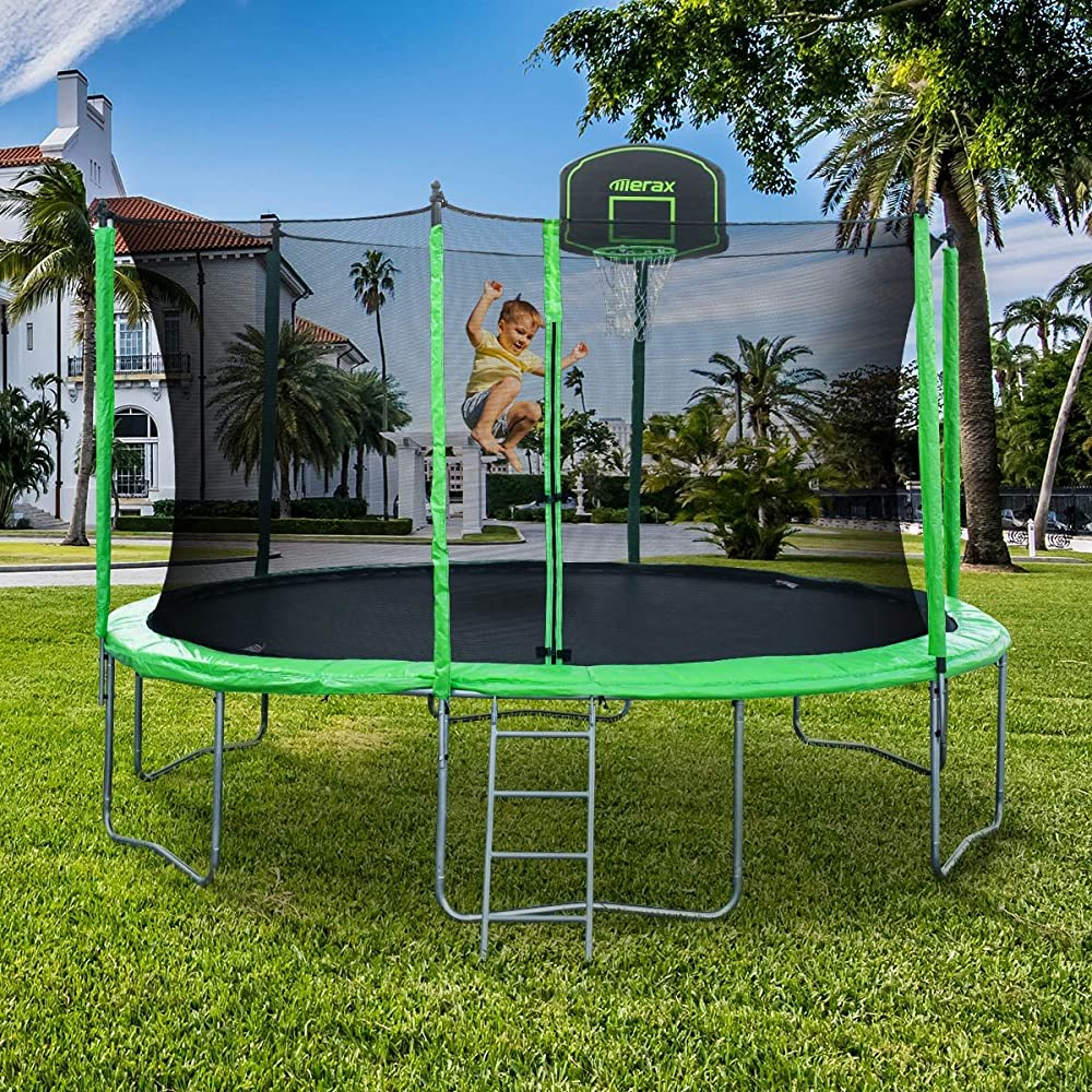 Our Guide To The Best Trampoline For Bouncing Outdoors In 2019
