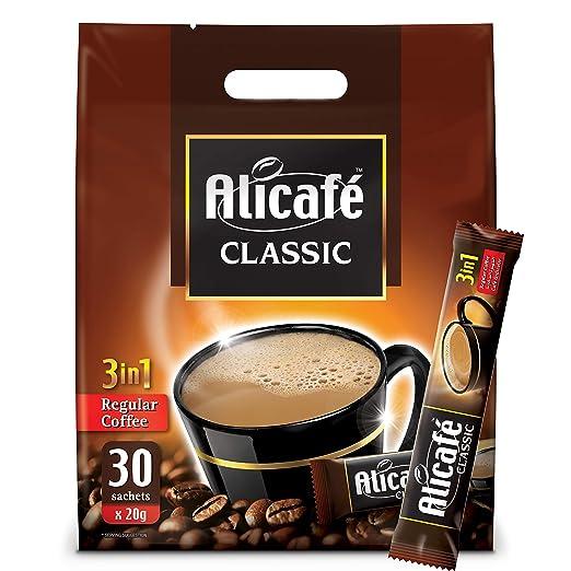 قهوه فوری علی کافه