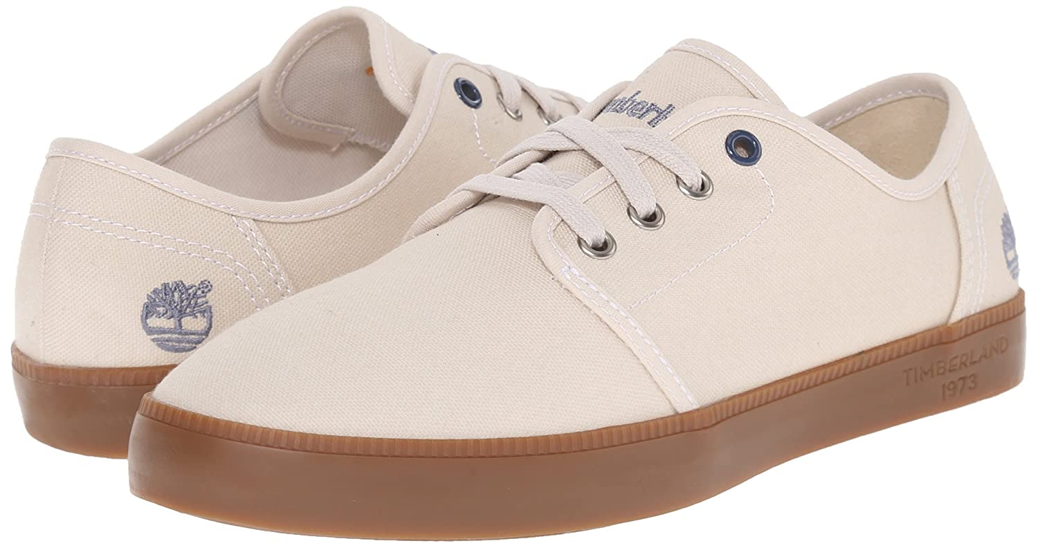 Timberland Newport Bay Canvas Plain, Baskets Basses Homme