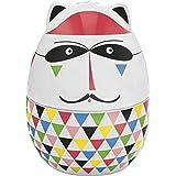 """RITZENHOFF 78 x 57 mm """"Julien Chung"""" Koko Egg Cup and Salt Shaker"""