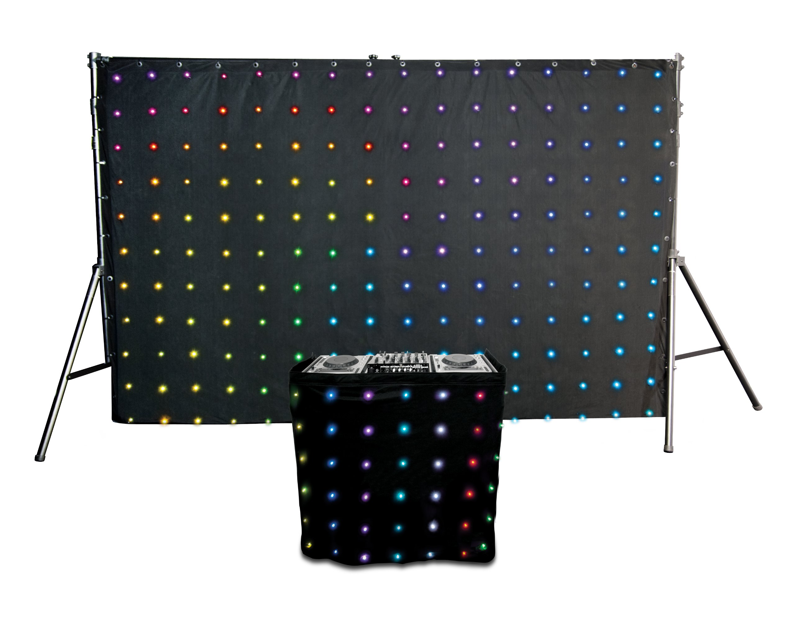 CHAUVET DJ MotionSetLED  Backdrop and Fascade Effect/Stage Light | Special Effects