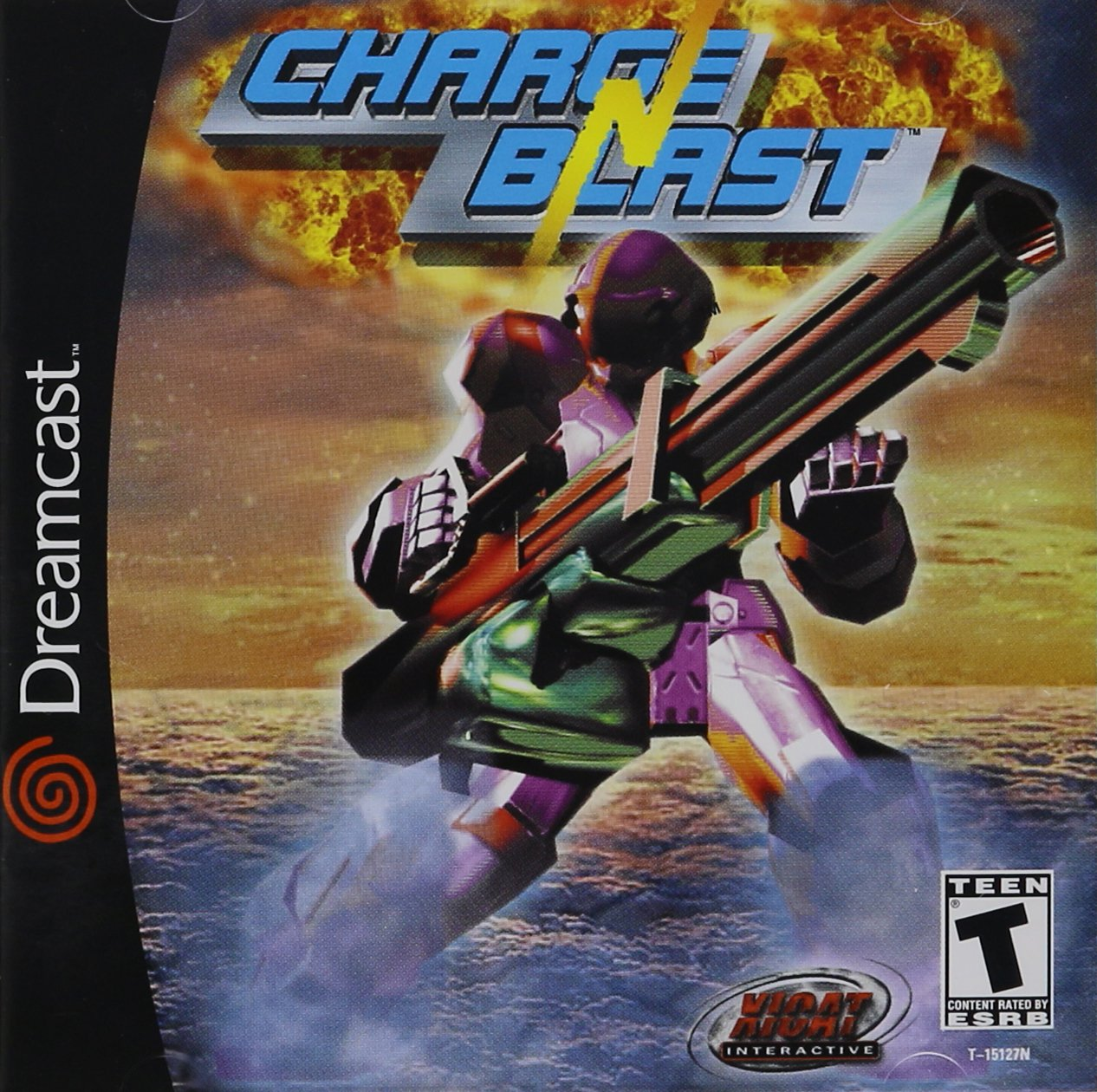 Charge And Blast: Video Games