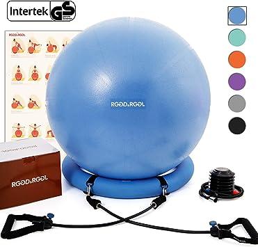 Amazon.com: RGGD&RGGL - Silla de yoga con balón de ...