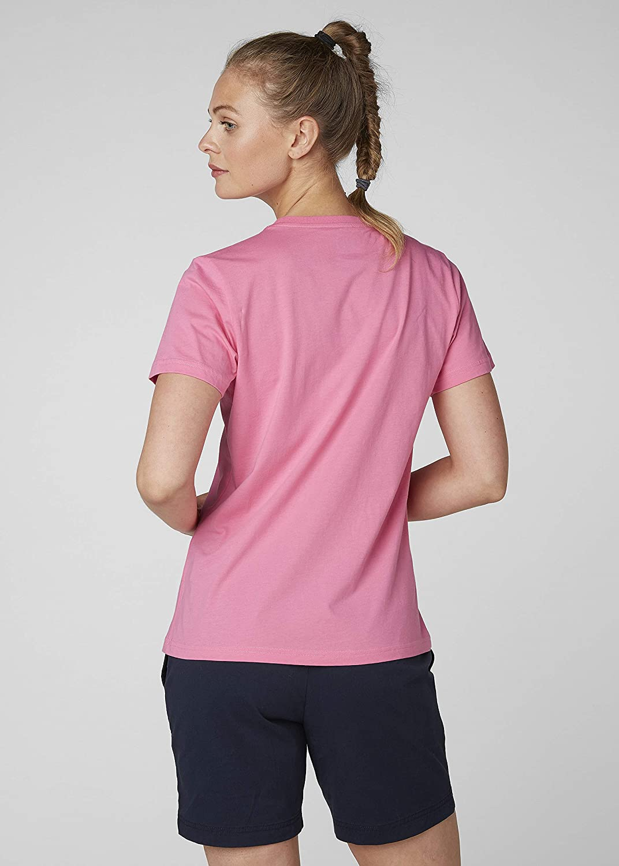 Helly Hansen Womens Hh Logo Classic Crewneck T-Shirt