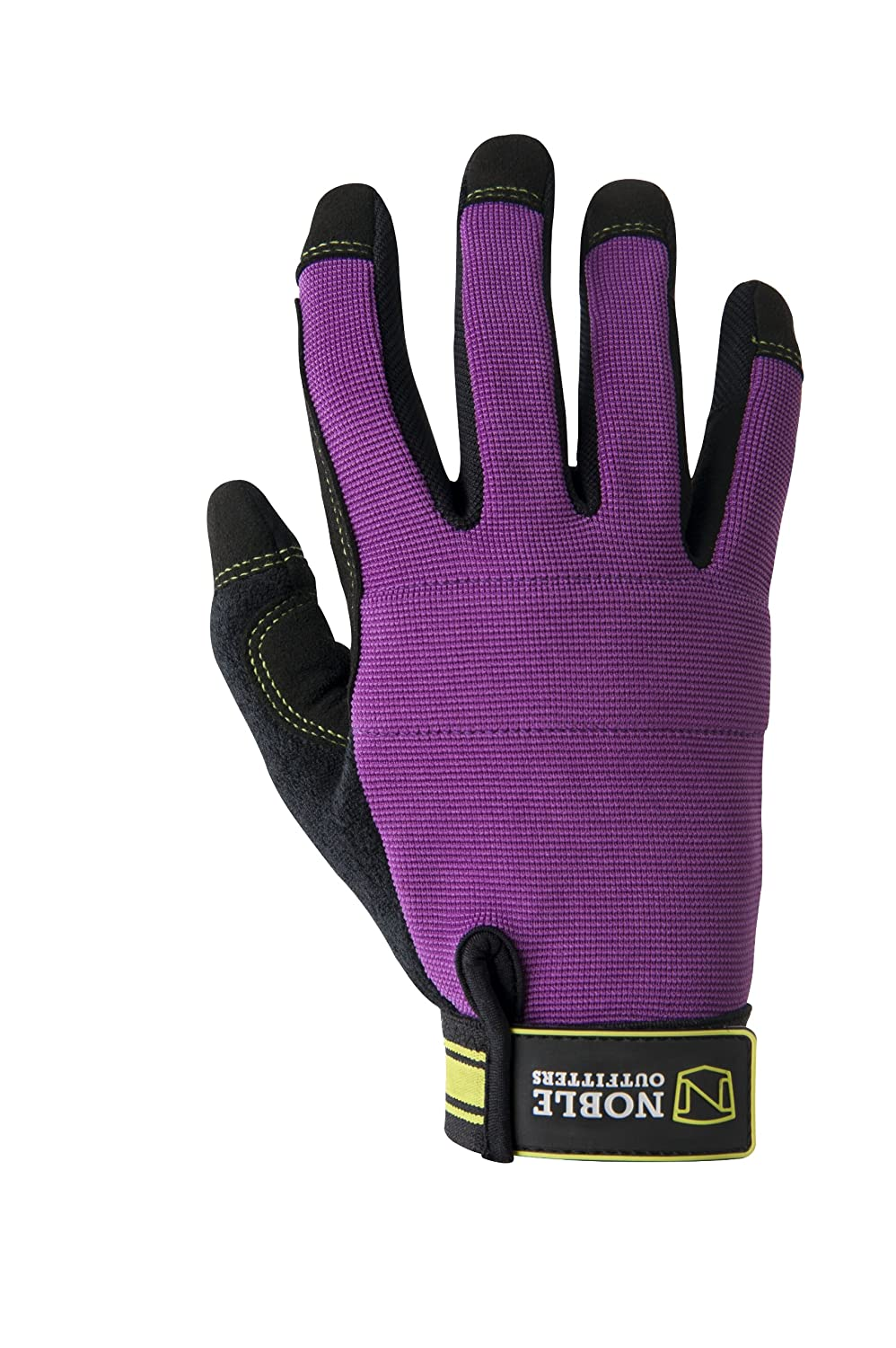 Noble Outfitters Unisex Outrider Glove (XL) (Black/Tan) UTBZ2625
