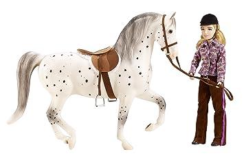 214996f289c80 Breyer Let s Go Riding - English  Amazon.co.uk  Toys   Games