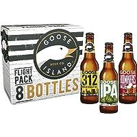 Goose Island Flight Pack Beer Bottles 8 x 355ml