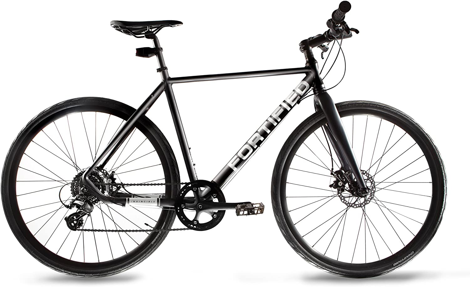 Fortified Commuter