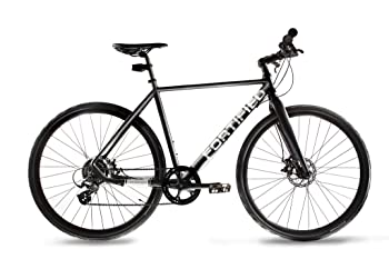 Fortified Commuter Bike