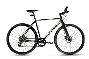 fortified city commuter eight speed bike small 50cm 5u0027