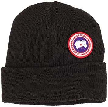 Canada Goose Men s Merino Wool Watch Cap (One Size 416d4a4076d